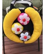 Pet Dog Rider Costume Banana Split Ice Cream Plush - Size L/XL NWT Hallo... - $19.79