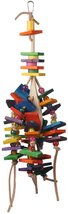 Super Bird Creations 18 by 7-Inch Stir it Up Bird Toy, Large - £18.83 GBP
