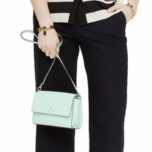NWT Kate Spade Magnolia Cedar Street Crossbody bag Mint Mojito Green $198 - $79.99