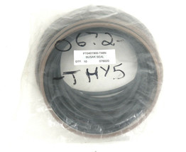 LOT OF 10 NEW MSC PT0401900-T46N BUSAK SEAL O-RINGS 076020 PT0401900T46N
