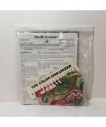 "Rose Gate Cross Stitch Kit Needle Treasures 24"" x 20"" - $14.50"