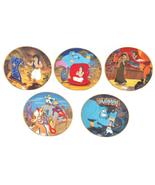 Disney Aladdin Jasmine Genie Prince Ali Collector Plate Bradford Exchange - $49.95
