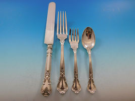 Chantilly by Gorham Sterling Silver Flatware Set for 18 Service 240 pcs Dinner image 4