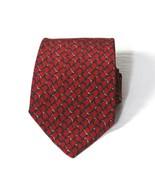 Vintage Christian Dior Le Connaisseur Italian Silk Handmade Tie Necktie ... - $19.79