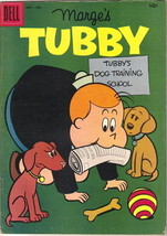 Marge's Tubby Comic Book #25, Little Lulu Dell Comics 1957 FINE- - $14.03