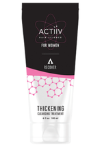 ACTiiV Hair Science Recover Thickening Cleansing Treatment for Women, 6oz