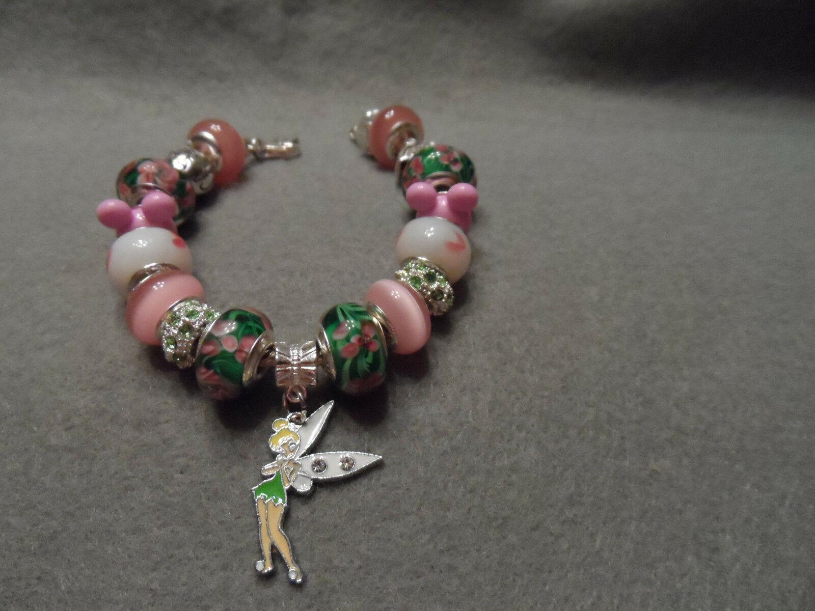 Authentic Pandora Bracelet With Disney And 50 Similar Items