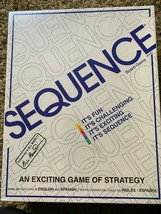 Sequence Board Game by Jax New Sealed - $22.65