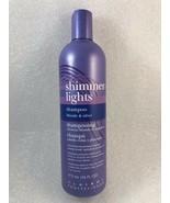 CLAIROL PROFESSIONAL  SHIMMER LIGHTS SHAMPOO BLONDE & SILVER 16 FL OZ - $10.48