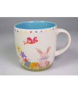 Starbucks Easter mug Bunny rabbit basket Easter eggs 6oz small childs cu... - $23.73