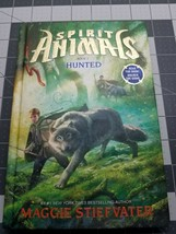 Spirit Animals Series: Hunted by Maggie Stiefvater (2014, Hardcover) Book - $5.00