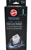 Hoover Type I Platinum Hand Held Vacuum Cleaner Bags - $10.35