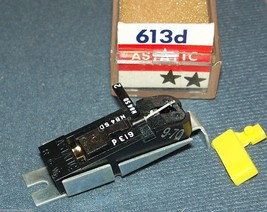 GENUINE ASTATIC 613d Cartridge with Needle/Stylus FOR RCA 204 5 204 6 116932 image 1