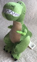 "Disney Store Toy Story Rex 8"" Plush Toy Mint! - $9.79"