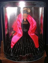 1998 Happy Holiday BARBIE Doll Special Edition 20200 Number 6  In Seies MIB - $18.80