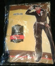 Outlaw Sexy Men's Cowboy Costume One Size Fits Most - $25.73