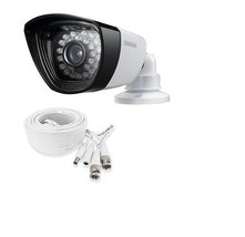 NEW Samsung SDC-7340BCN WeatherPrf Camera CCTV Night V + BNC Cable SDC-7... - $56.08