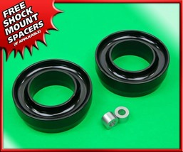 """2"""" Front Leveling Lift Kit Black Billet Spring Spacers 1995-1999 Chevy Tahoe 2WD - $58.66"""