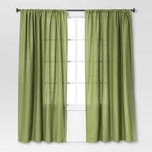 Threshold Farrah Window Panel Wasabi Green - $8.00