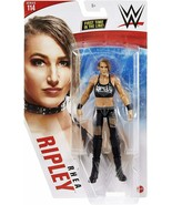 Mattel WWE Basic Series 114 Rhea Ripley Action Figure First Time in the ... - $12.95