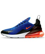 NIKE AIR MAX 270 RACER BLUE/CRIMSON SIZE 10 BRAND NEW FAST SHIPPING (AH8... - $109.60
