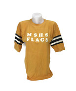 Vintage 1980s Flag Team T-Shirt Uniform Costume Mary Star High School La... - $17.63