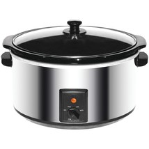 Brentwood 8-quart Stainless Steel Slow Cooker BTWSC170S - $72.68