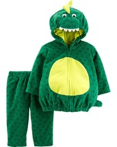 Carters Little Dragon Halloween Costume Size 3-6 Months Boys 2 Piece Set - £25.77 GBP