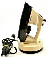West Bend Cordless Clothing  Iron Working Vintage Free Shipping - $49.49