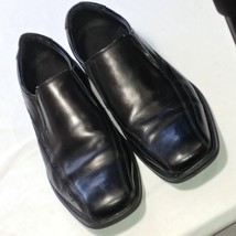 Dockers Mens Agent 2.0 Size 13 M Leather Dress Casual Slip-on Loafer  Shoe  - $22.49