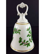 "LENOX China Holiday Dimension Bell 5-1/2"" Dinnerware - $19.79"