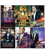NCIS New Orleans Complete Series Seasons 1-6 DVD Box Set Brand New - $71.99