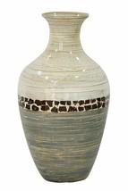 "Beautiful Nautical Coastal Style 19.69"" Tall Bamboo Vase Decor Pieces  - $99.95"