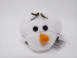Disney Tsum Tsum Mini Soft Plush Stuffed - New - Frozen Olaf - $5.69