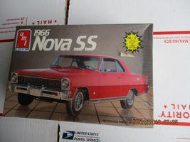 AMT 1966 Chevy Nova SS 1/25 scale - $27.99