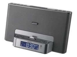 Sony ICF-CF15iP Speaker Dock/Clock Radio for iPod and iPhone - $171.48 CAD