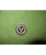 1947 U. S. Air Force-Occasion Of Becoming An Airman Enameled Coin - $20.00