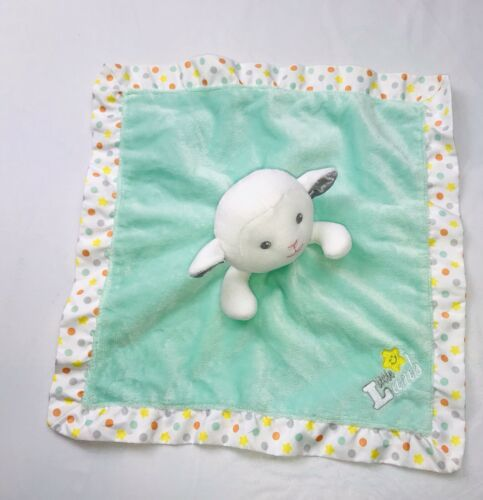 Aqua Owls Flannel Baby Toddler Blanket