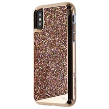 Case-Mate Brilliance Case for Apple iPhone XS and X - Rose Gold - $43.95
