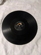Vintage RCA Victor Ames Brothers The Game of Love I Saw Esau Record - $18.95
