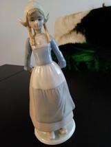 Avion International Duncan Royal Fine Porcelain Dutch Girl Figurine Handcrafted  image 1