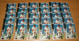 LOT OF 30 1994 Upper Deck Baseball Card #111 Tim Salmon California Angels - $3.00