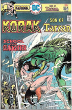 Korak, Son of Tarzan Comic Book #59, DC Comics 1975 FINE- - $5.24