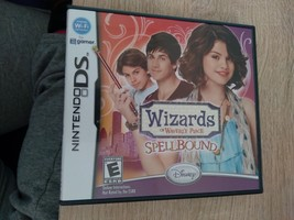 Nintendo DS Disney Wizards Of Waverly Place: Spellbound image 1