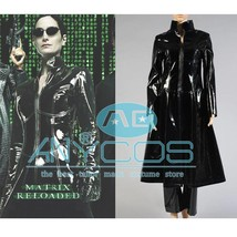 Women's Matrix Trinity Cosplay Halloween Costume - $169.99