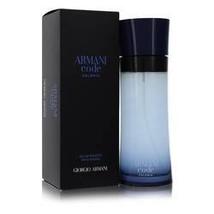 Armani Code Colonia Cologne By Giorgio Armani 6.7 oz Eau De Toilette Spray For M - $120.33