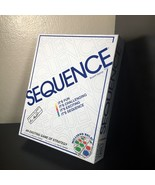 NEW Sequence Strategy Board Game Cards Chips SEALED by Jax Games 1995 Fa... - $24.75