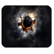 Mouse Pad Hot New Logo Alienware American Computer Hardware Dell For Gam... - $179,45 MXN