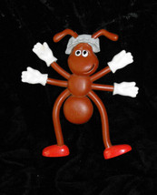 Heinz Picnic Ant Bendable Bendy Figure 1990s Mail Away Premium Advertising - $16.99