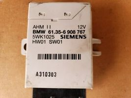 00-06 BMW X5 03-06 Range Rover L322 AHM II Tow Towing Control Module 6908767 image 4